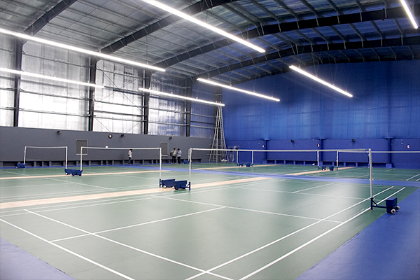 shuttle courts in Vijayawada