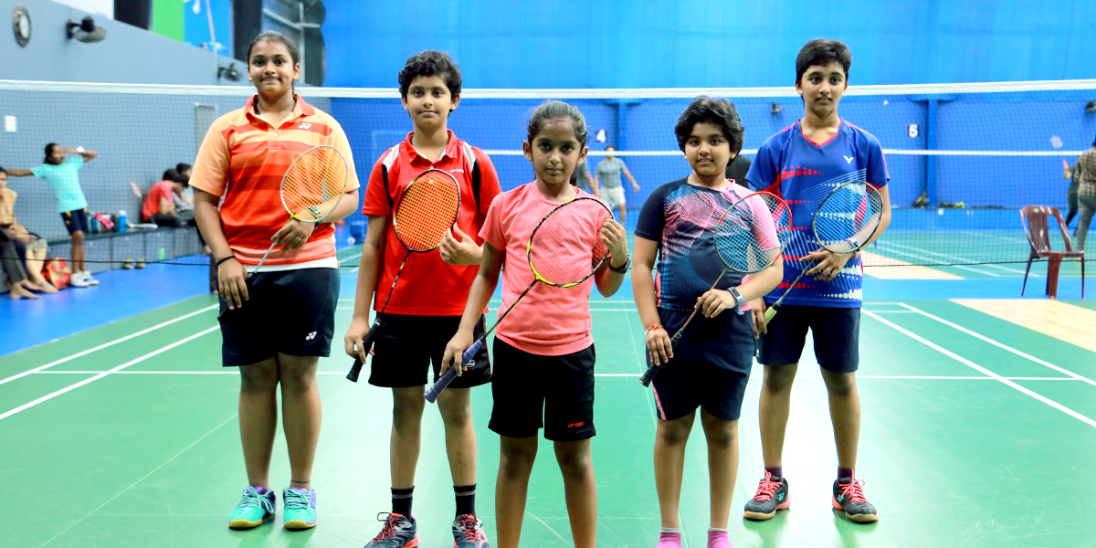 Vijayawada best badminton coaching centres